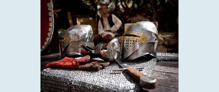 (RU) Рождественский средневековый пир