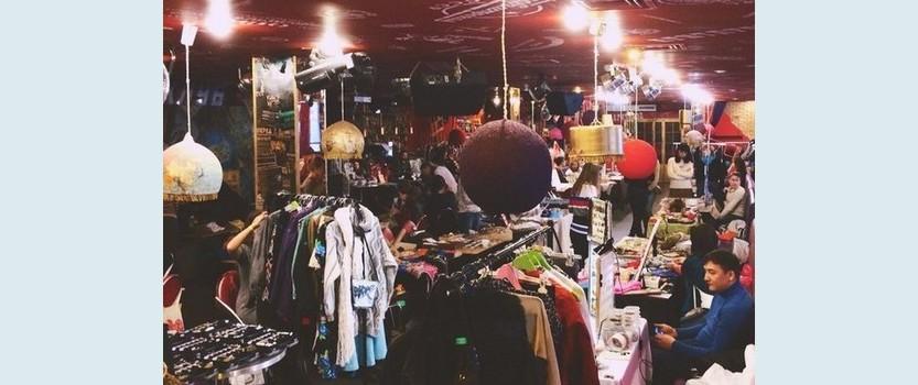 Cultural vintage flea market items will be held in St. Petersburg