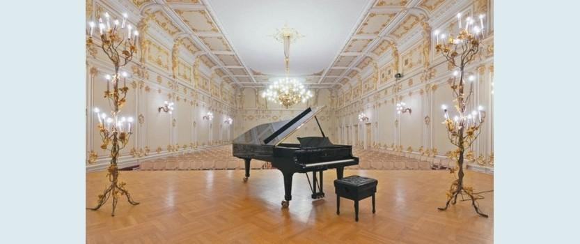 Концерт Вольфганг Амадей Моцарт в Филармонии