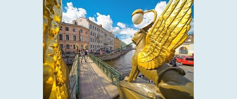 Экскурсия Волшебные места Петербурга