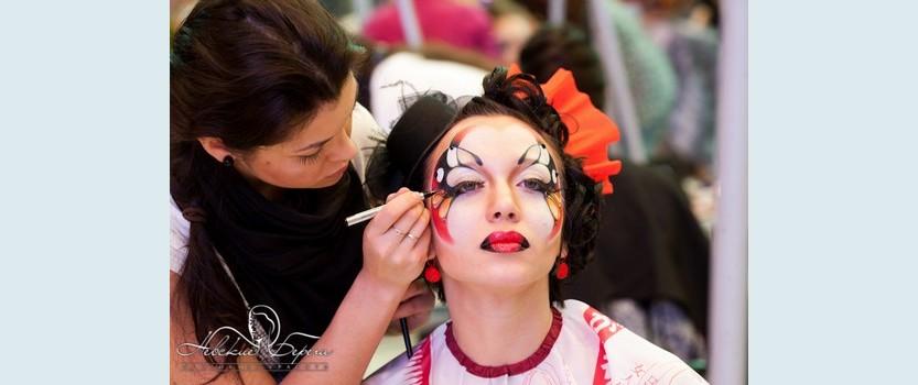 Фестиваль моды и красоты Невские берега