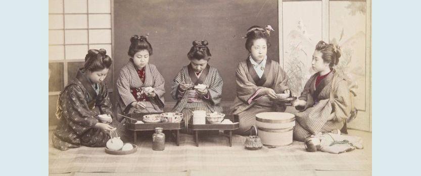 Выставка Японский сувенир