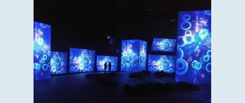 Киноночи в креативном газгольдере Люмьер-холла