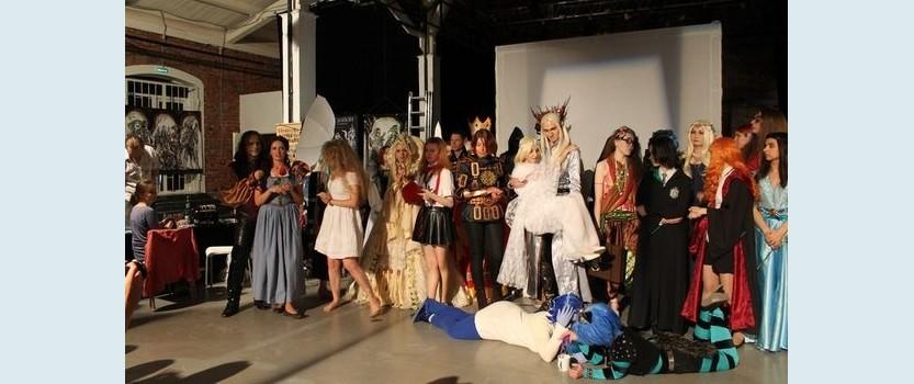 Фэнтези-фестиваль Mirkwood на Открытой киностудии ЛенДок
