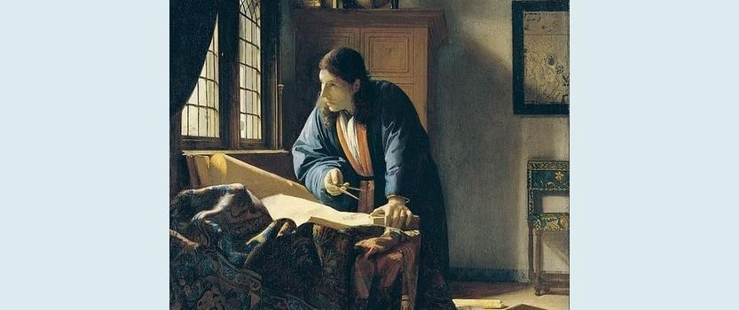 Выставка Яна Вермеера в Эрмитаже