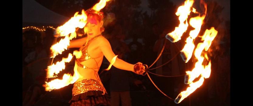 Городской эко-фестиваль Территория огня 2016