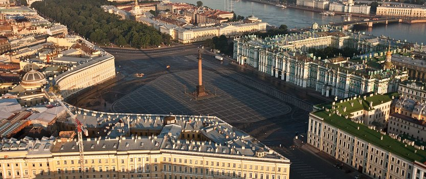 (RU) Дворцовая площадь