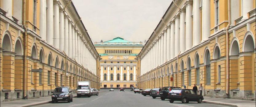 Улица Зодчего России