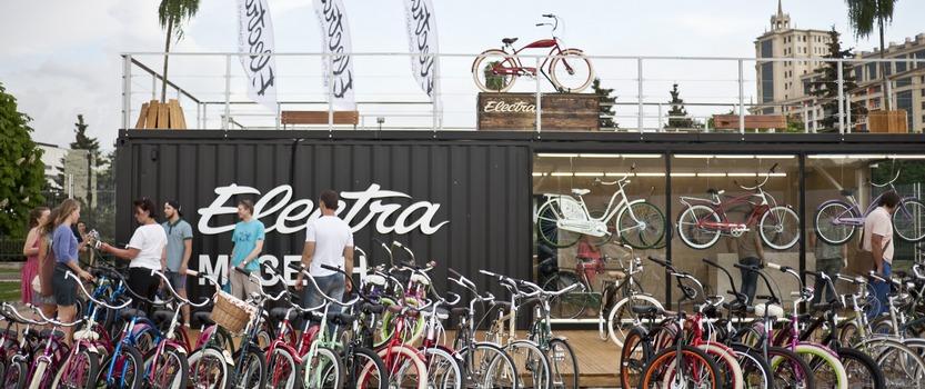 Презентация новой линии велосипедов от Electra