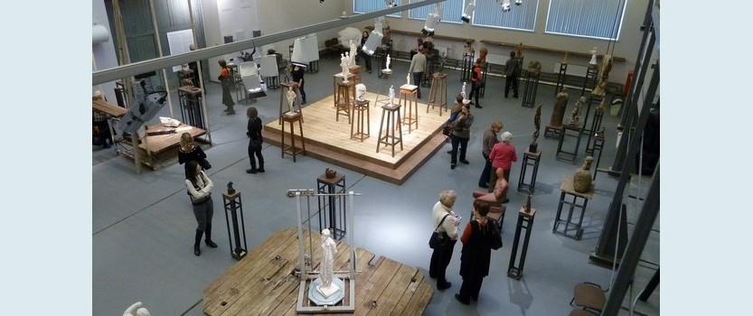 (RU) Музей городской скульптуры