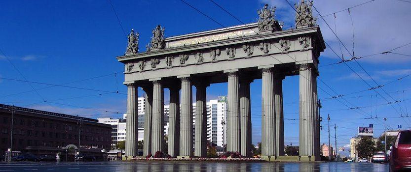 (RU) Московские ворота