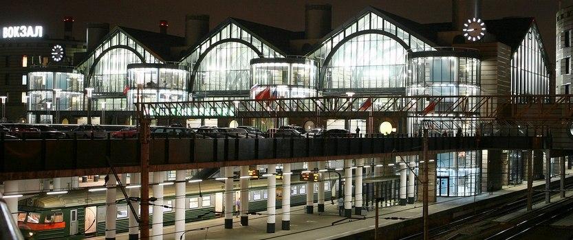 (RU) Ладожский вокзал