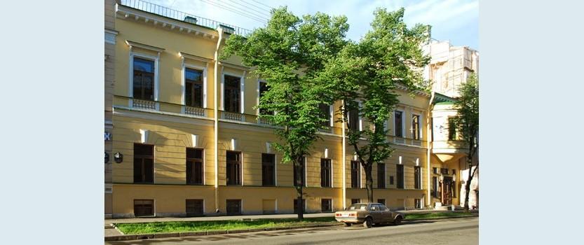 (RU) Особняк-музей Половцева (Дом архитектора)