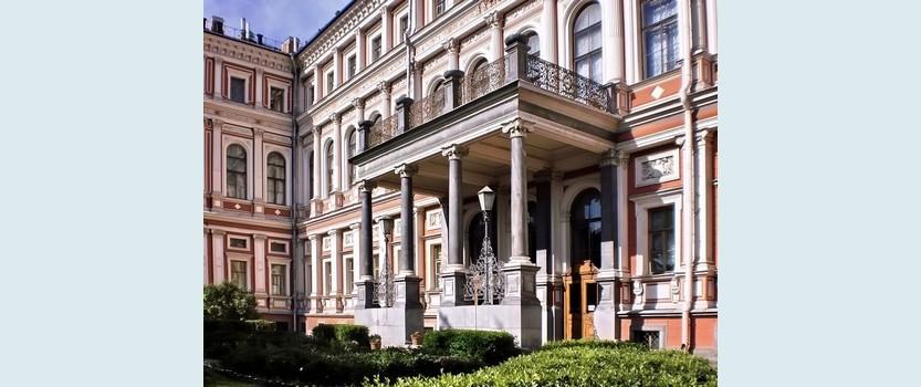 (RU) Николаевский дворец