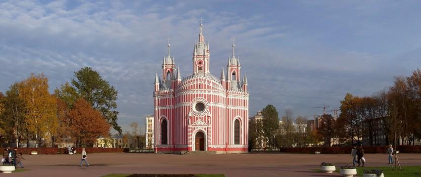 (RU) Чесменская церковь