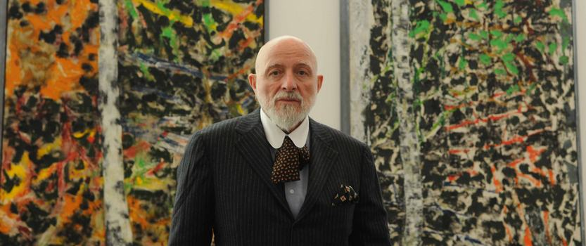 Выставка Маркуса Люперца