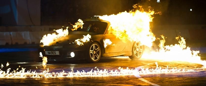 Шоу Top Gear Live