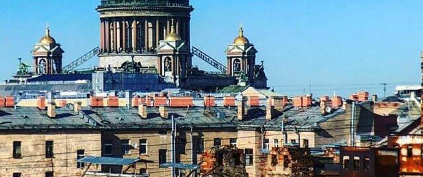 Петербург в необычном ракурсе