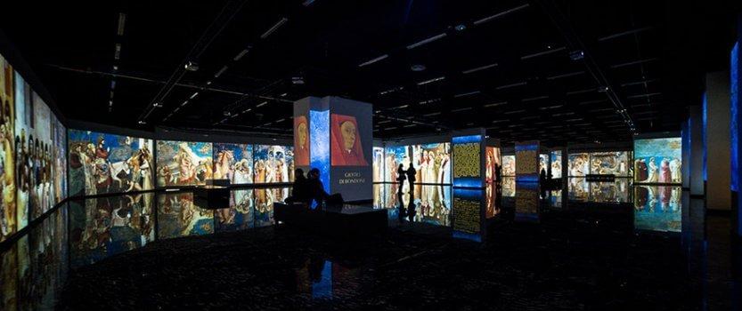 Выставка оживших полотен мастеров Ренессанса