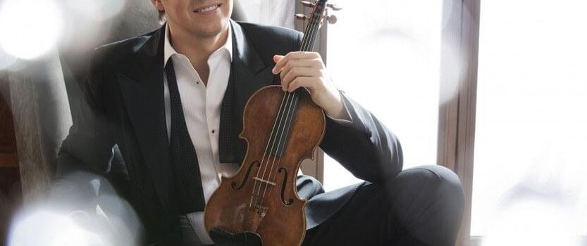 A concert by Joshua Bell