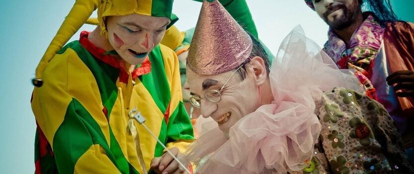 VII Международный фестиваль уличных театров