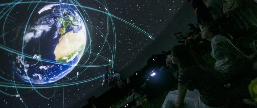 The TECHWeekend 3.0 science festival