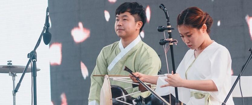 """Фестиваль корейской культуры """"Busan day"""""""