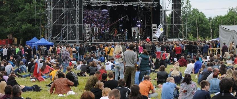 Музыкальный фестиваль «Окна открой!»
