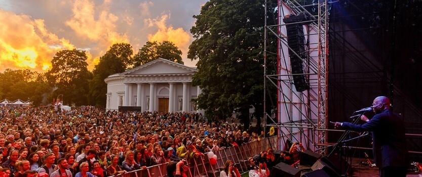 Музыкальный фестиваль «Усадьба Jazz»