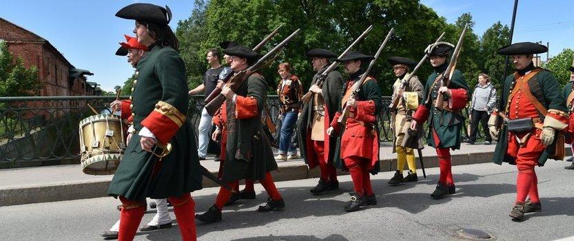 Фестиваль -Наследие Петра Великого-