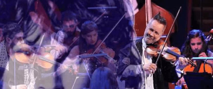 Концерт Найджела Кеннеди