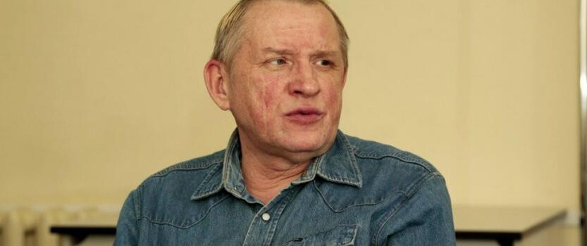 Вечер Олега Гаркуши в баре Dead Poets