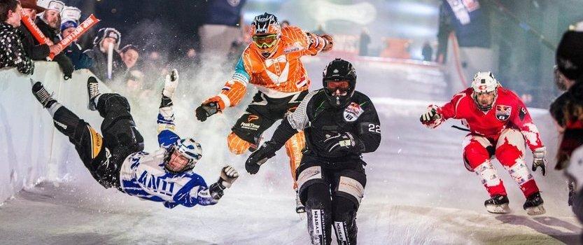 Кубок мира по скоростному спуску на коньках