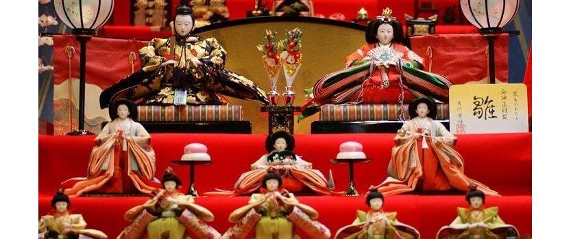 Куклы старой Японии