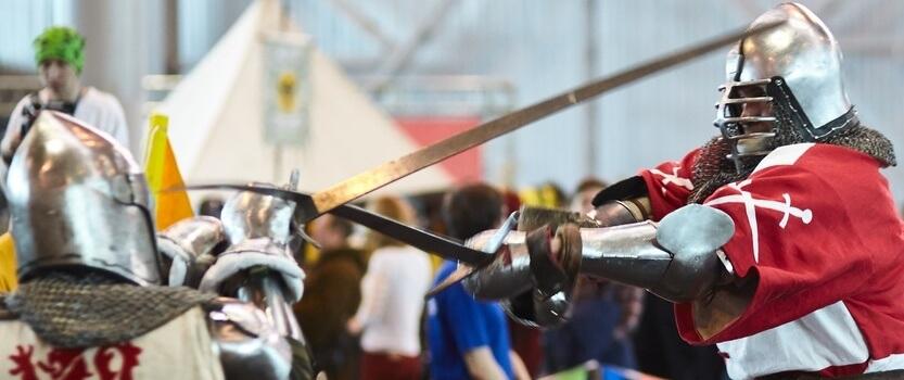 Военно-исторический фестиваль «Рекон»