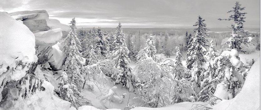 Фотовыставка Русская зима