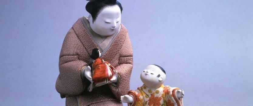 Выставка Японские куклы