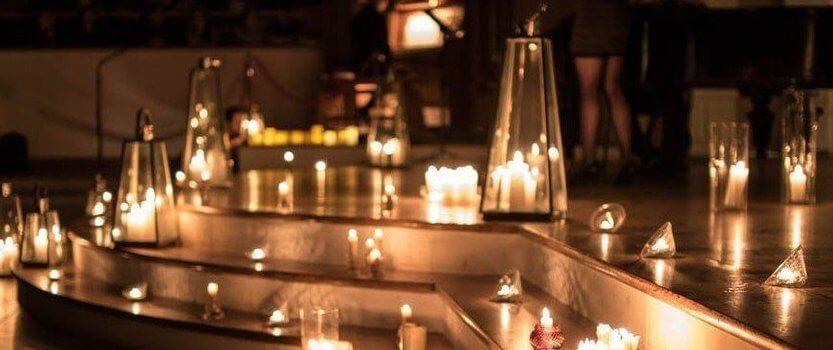 Музыка при свечах