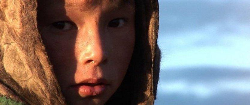 Показ фильмов кочевых народов