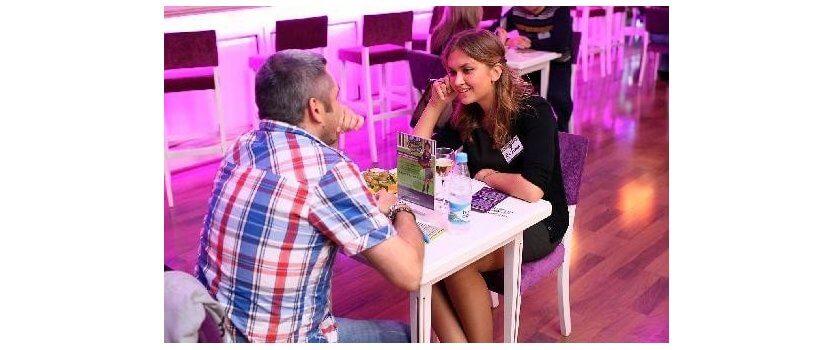 Вечеринки романтических знакомств от Dating-City