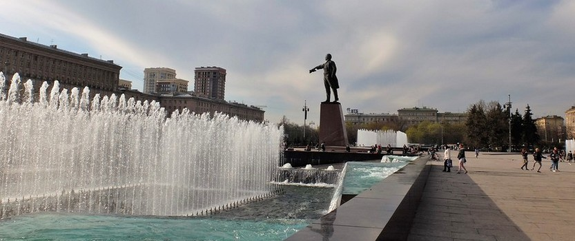 Музыка у фонтанов