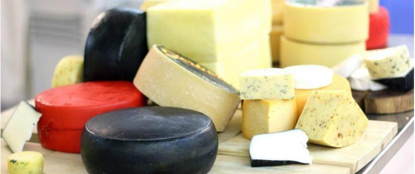 Сырный weekend