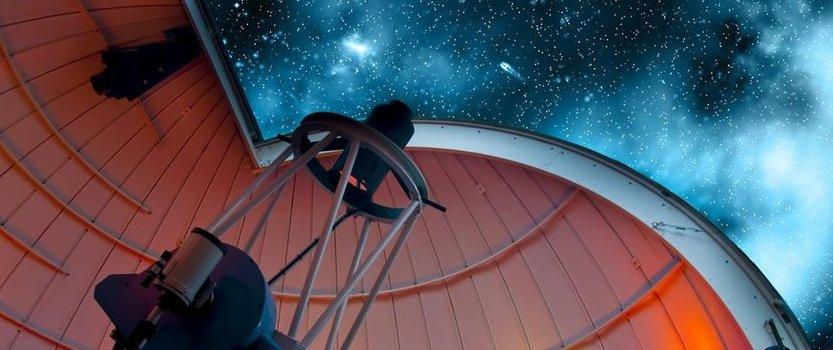 Экскурсия в обсерватории