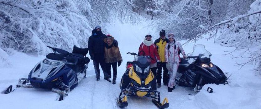 На Снегоходе.ру