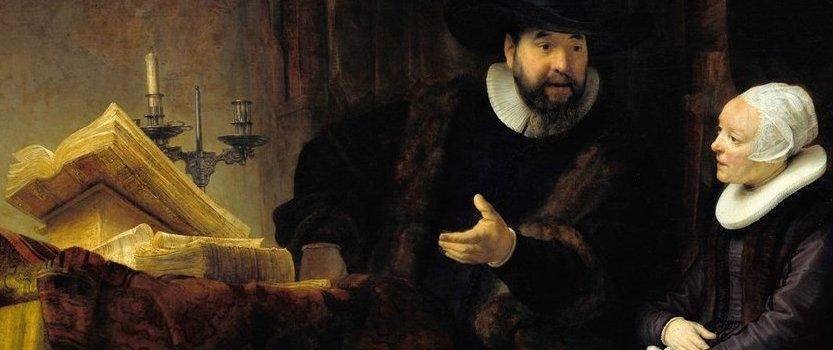 Выставка «Эпоха Рембрандта и Вермеера.<br>Шедевры Лейденской коллекции»