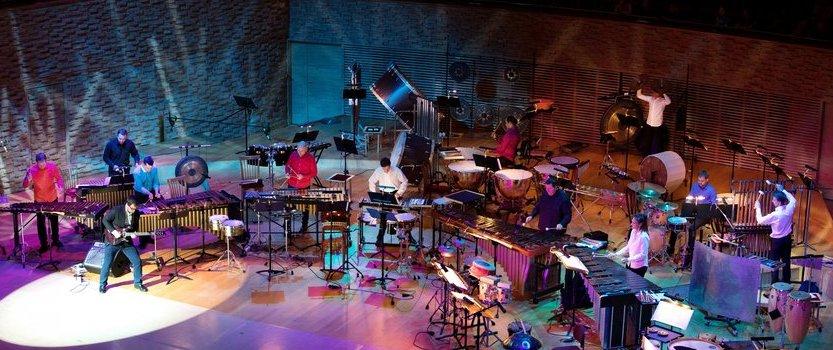 (RU) Концерт Renaissance Percussion