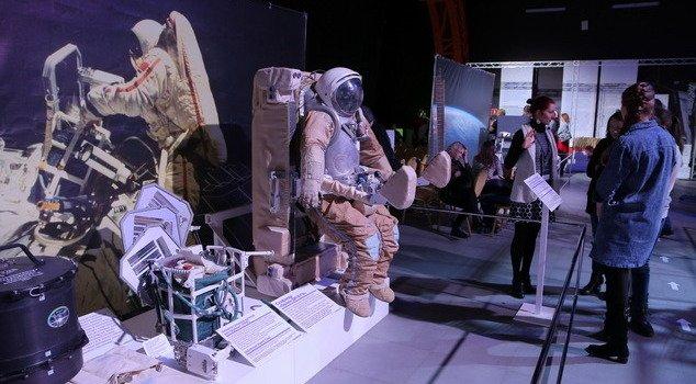 (RU) Выставка «PROКОСМОС. Межпланетные путешествия сквозь время и пространство»