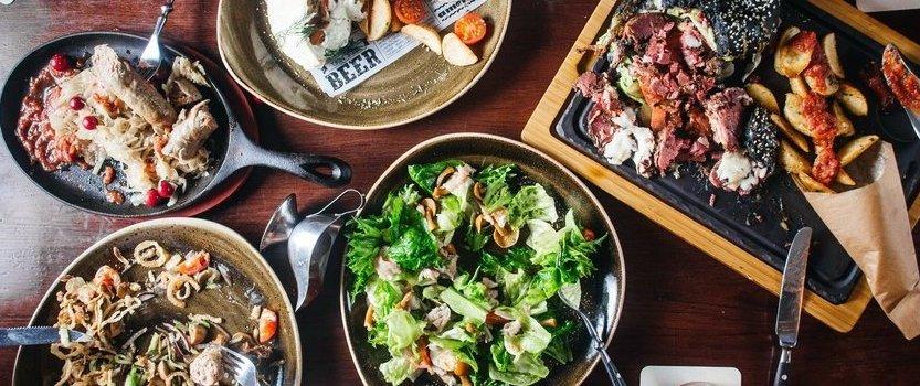 Ресторанный фестиваль — 2019
