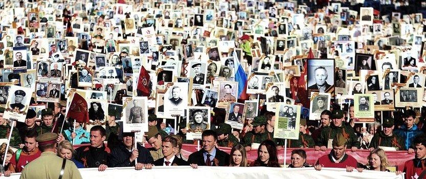 (RU) Праздник День Победы — 2019 в Санкт-Петербурге