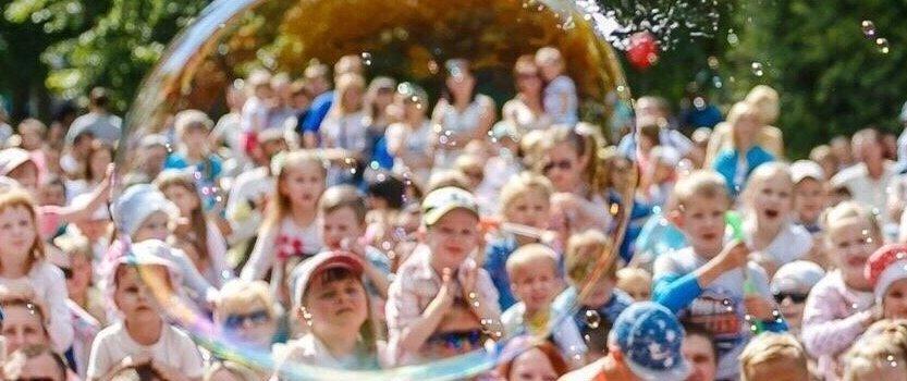 (RU) Фестиваль мыльных пузырей